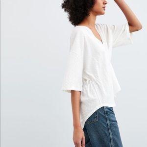 Zara texture Shirt Small
